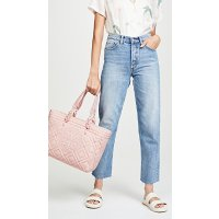 Tory Burch Fleming Quilted 尼龙托特包