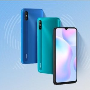Xiaomi或使用话费套餐€22.25*4个月红米9A 32G