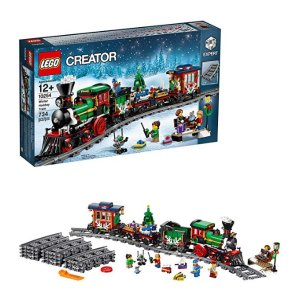 LEGO Creator Expert Winter Holiday Train 10254 Christmas Train Set