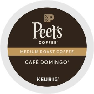 Peet's Domingo K CUP咖啡胶囊22颗