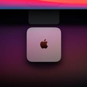 折后€719 速度快到飞起Apple Mac mini 热卖 全新M1苹果芯 超低能耗超高性能