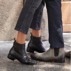 低至5折 多款踝靴$120+Cole Haan鞋靴专场,平底鞋$99