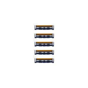 dorcoPace Comfort Thin II Cartridges, 5 Refills (On Sale: $2.75)