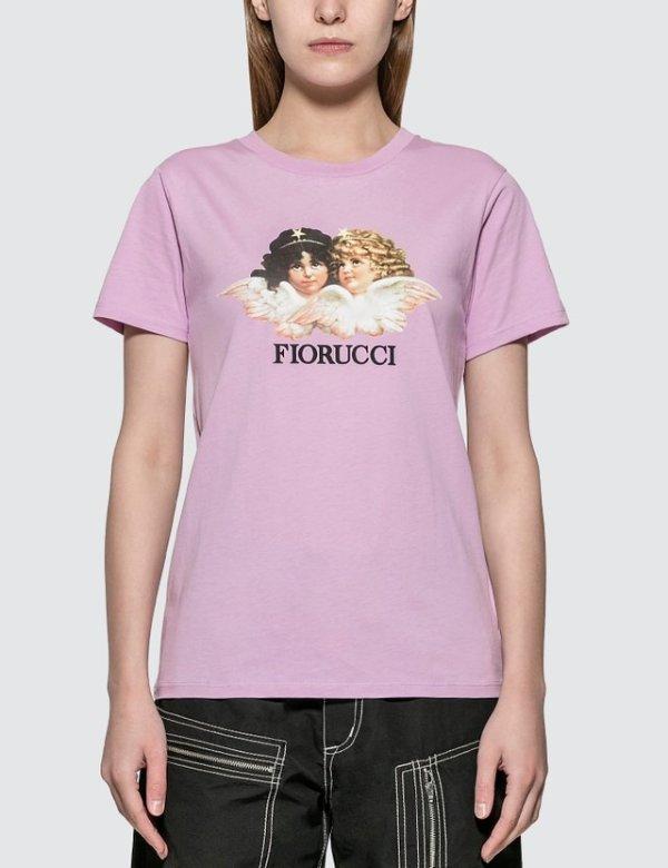 香芋紫小天使短袖