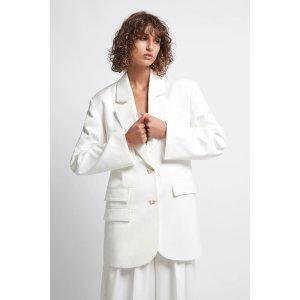 AJEOverture 背后镂空西装外套