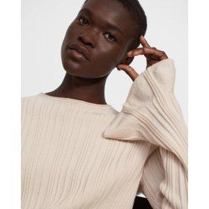 TheoryM/LLinear 针织羊毛衣