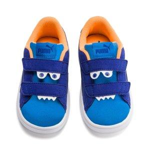 Puma小童 Smash v2 怪兽鞋