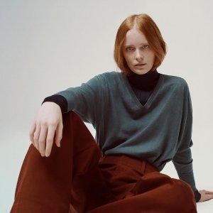 低至$19.99 入手晒货同款Uniqlo 女款毛衣 针织外套上新 好价收