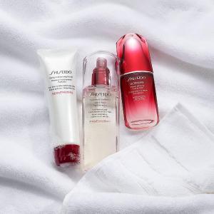 精选6折Ulta Beauty Shiseido 护肤超值热卖