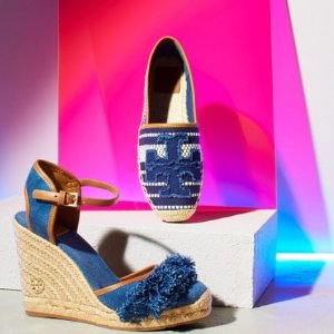 c8c2f88315ab Tory Burch Shoes and Handbags   Bloomingdales Up to 30% Off + Extra ...