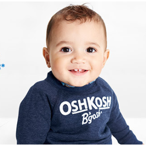 Up to 79% OffOshKosh BGosh Clearance Includes Extra 25% Off