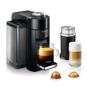 $161.85De'Longhi Nespresso Vertuo 胶囊咖啡机 黑色款