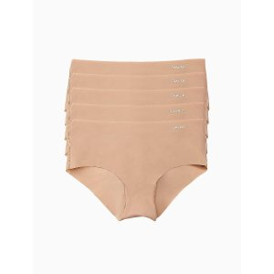 Calvin KleinInvisibles 5-Pack Seamless Hipster