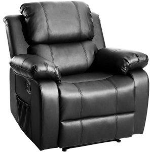 MeraxMerax 全自动加热按摩椅 黑色