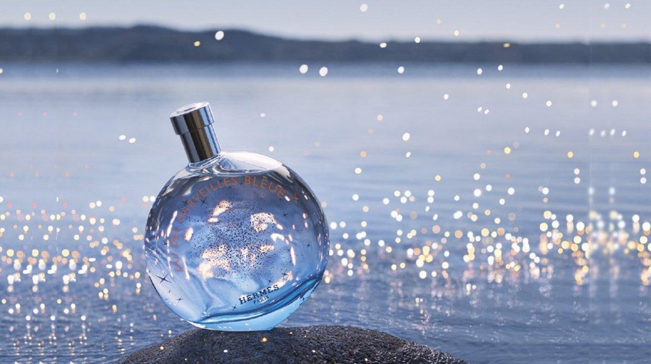 清爽、淡雅、花果、海洋…也许就是夏季香水的关键词