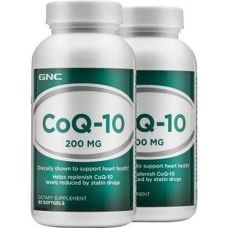 买1送1 低至$9.49/瓶GNC 辅酶Q10大促 心的发动机、抗氧化神器