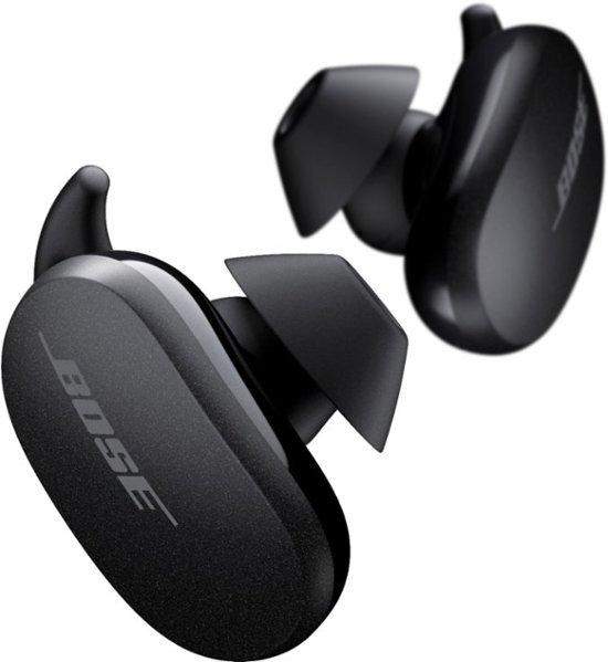 - QuietComfort Earbuds True Wireless Noise Cancelling In-Ear Headphones - Triple Black