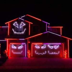 Walmart 万圣节饰品汇总, 房前屋后都能布置起来啦