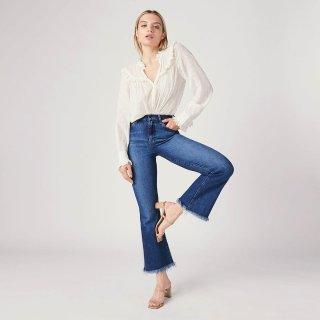 低至3.5折 收最in网红博主爆款Gilt 精选 AG Jeans、Hudson、7 For All Mankind 等品牌女式牛仔裤热卖