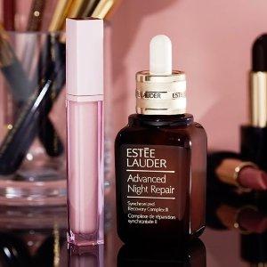 Estee Lauder 美容护肤产品热卖 入小棕瓶、红石榴系列