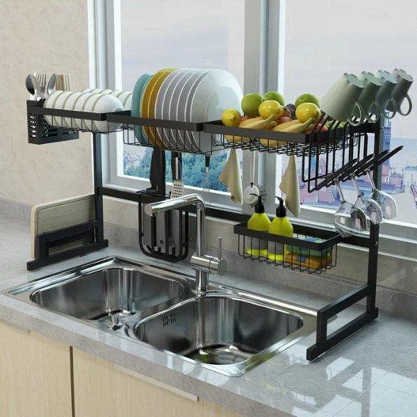 双层厨房收纳架