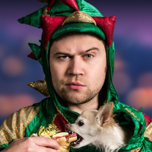 As low as $49 pp+Extra $25 Off11.11 Exclusive:Vegas Hilarious Magic Show Piff the Magic Dragon Hot Showing