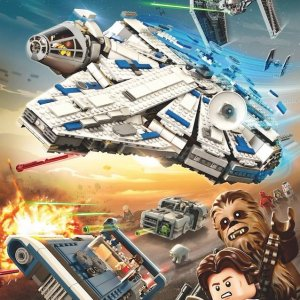 Free Gift with $60+ PurchaseNew Star Wars™ Sets @ LEGO Brand Retail