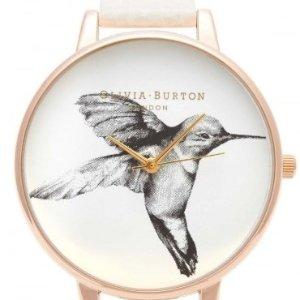 满£100立享8折 折扣产品也参加Olivia Burton 英伦代表性少女心手表热卖 £48起