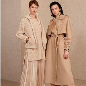 低至3折+部分每$250减$50Saks Fifth Avenue 女士秋冬外套热卖