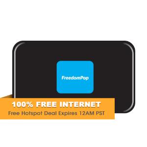 $9.99购 Internet Hotspot 热点 + 首月2GB免费数据服务