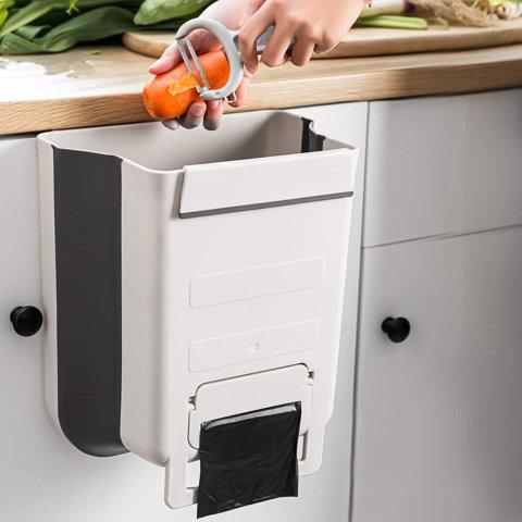 6.4折起 折叠式低至€4.99Amazon 垃圾桶限时折 折叠式、塑料、不锈钢等超多选择