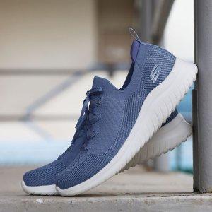 低至$29.75 (原价$90)手慢无:Skechers Ultra Flex 2.0 女款一脚蹬运动鞋