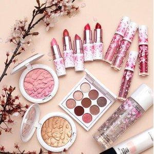 $24起上新:MAC Cosmetics 2019春季樱花限定 少女心爆棚