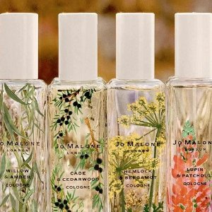 New Arrivals!Wild Flowers & Weeds @ Jo Malone