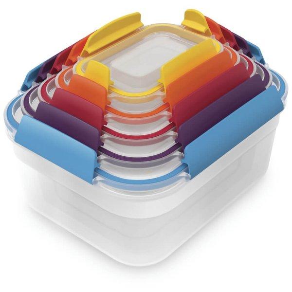 彩虹餐盒套组-5个装