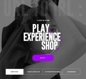 pop up | W Concept