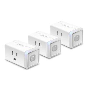 TP-Link Kasa HS103P3 Smart Plug 3-Pack