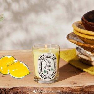 买就送35g香氛蜡烛!Diptyque 六十周年 #夏日之光限量系列# 香氛蜡烛热促