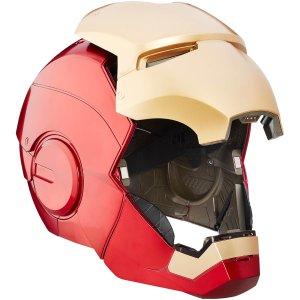 低至8折 万圣节再也不愁漫威1:1周边热卖 钢铁侠头盔,美队盾,雷神锤全都有
