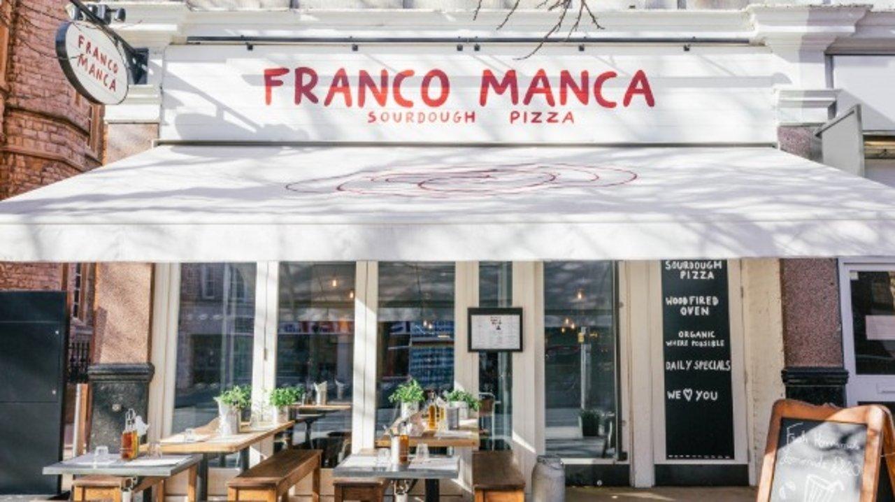 食在伦敦❤Franco&Manca,不仅仅是来自那不勒斯湾的酸酵母披萨