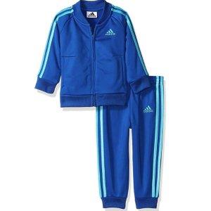 $29.99adidas Baby Boys Tricot Baseball Jacket & Jogger Tracksuit @ Amazon.com