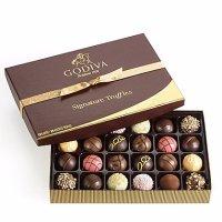 Godiva 24粒 经典松露巧克力礼盒