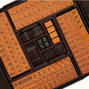 还有经典橘盒扑克牌、西洋棋