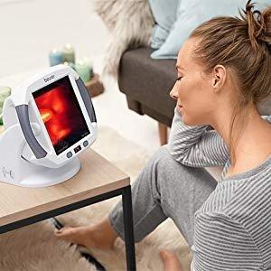 $60.94(原价$73.32)Beurer 红外线理疗仪 家用安全 物理治疗