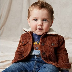 Up to 50% offOshKosh BGosh Baby B'gosh for their first fall ever