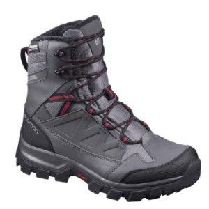 $64.73($130.00)+Free ShippingSalomon Chalten Thinsulate Climashield Waterproof Boots