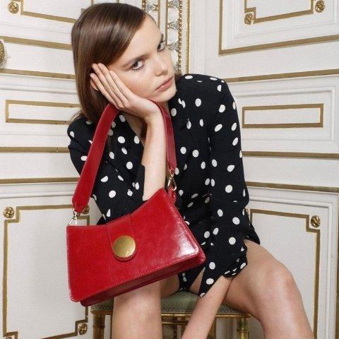 直接8.5折 £289收褶皱方包Elleme 法国小众设计师包包周年庆独家闪促