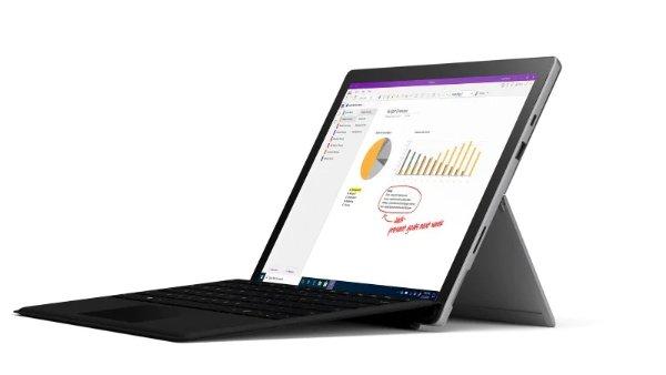 Surface Pro 7 + Pro官方键盘保护壳