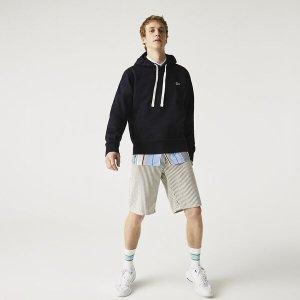 LacosteOrganic Cotton Fleece 卫衣
