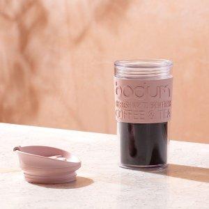 5折起 封面款随行杯$10Bodum 丹麦时尚厨具品牌 超实用的分格收纳饭盒$21